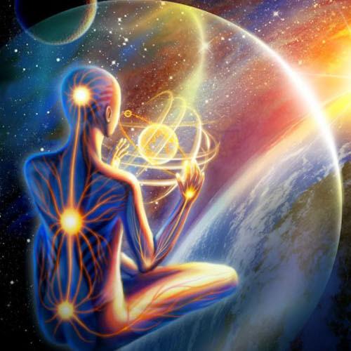 Энергетические источники человека