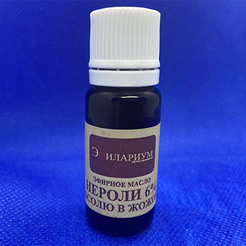 Эфирное масло абсолю нероли